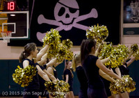 5100 VIHS Winter Cheer at Girls BBall v Port Angeles 120914
