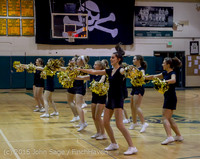 5532 VIHS Winter Cheer at Girls BBall v Port Angeles 120914
