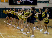 5545 VIHS Winter Cheer at Girls BBall v Port Angeles 120914