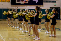 5549 VIHS Winter Cheer at Girls BBall v Port Angeles 120914