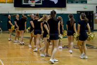 5555 VIHS Winter Cheer at Girls BBall v Port Angeles 120914