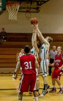 0481 Boys JV Basketball v Crosspoint 122115