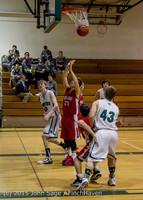 0603 Boys JV Basketball v Crosspoint 122115