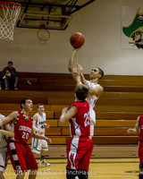 0672 Boys JV Basketball v Crosspoint 122115