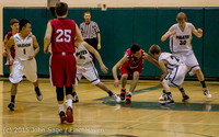 0699 Boys JV Basketball v Crosspoint 122115