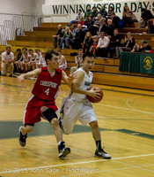 0795 Boys JV Basketball v Crosspoint 122115
