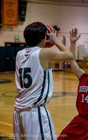 0819 Boys JV Basketball v Crosspoint 122115