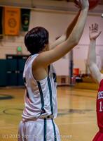 0822 Boys JV Basketball v Crosspoint 122115