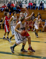 0828 Boys JV Basketball v Crosspoint 122115