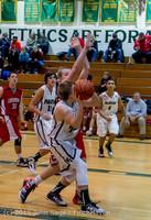 0829 Boys JV Basketball v Crosspoint 122115