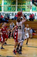 0831 Boys JV Basketball v Crosspoint 122115