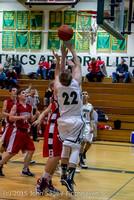 0832 Boys JV Basketball v Crosspoint 122115