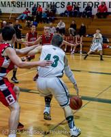 0910 Boys JV Basketball v Crosspoint 122115