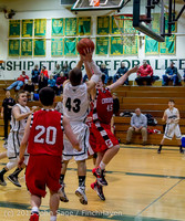 0915 Boys JV Basketball v Crosspoint 122115
