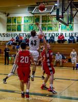 0917 Boys JV Basketball v Crosspoint 122115