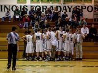 0951 Boys JV Basketball v Crosspoint 122115