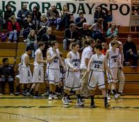 0959 Boys JV Basketball v Crosspoint 122115
