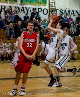 1078 Boys JV Basketball v Crosspoint 122115