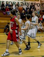 1081 Boys JV Basketball v Crosspoint 122115