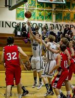 1088 Boys JV Basketball v Crosspoint 122115