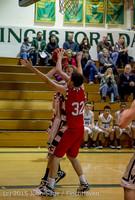 1108 Boys JV Basketball v Crosspoint 122115