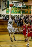 1131 Boys JV Basketball v Crosspoint 122115