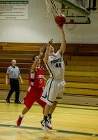 1151 Boys JV Basketball v Crosspoint 122115