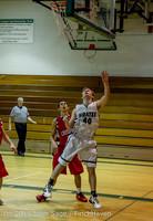 1153 Boys JV Basketball v Crosspoint 122115