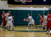 1168 Boys JV Basketball v Crosspoint 122115