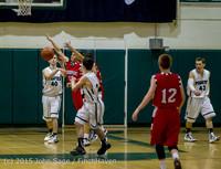 1175 Boys JV Basketball v Crosspoint 122115