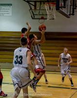 1235 Boys JV Basketball v Crosspoint 122115