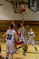 1236 Boys JV Basketball v Crosspoint 122115