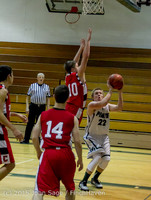 1290 Boys JV Basketball v Crosspoint 122115