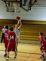 1296 Boys JV Basketball v Crosspoint 122115