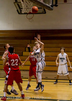 1321 Boys JV Basketball v Crosspoint 122115