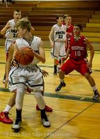 1358 Boys JV Basketball v Crosspoint 122115