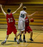 1401 Boys JV Basketball v Crosspoint 122115