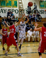 1469 Boys JV Basketball v Crosspoint 122115
