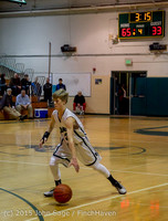 1586 Boys JV Basketball v Crosspoint 122115