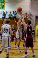 2697 Boys JV Basketball v Mercer-Isl 012516