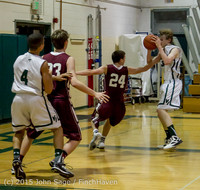 2935 Boys JV Basketball v Mercer-Isl 012516