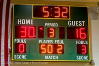 16778 Boys JV Basketball v CWA 01172014