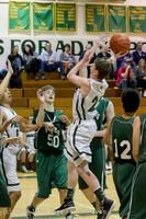 16795 Boys JV Basketball v CWA 01172014