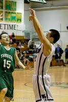 16914 Boys JV Basketball v CWA 01172014