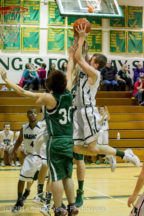 16922 Boys JV Basketball v CWA 01172014