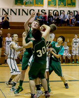 16939 Boys JV Basketball v CWA 01172014