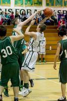 16945 Boys JV Basketball v CWA 01172014