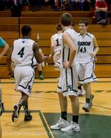 16957 Boys JV Basketball v CWA 01172014