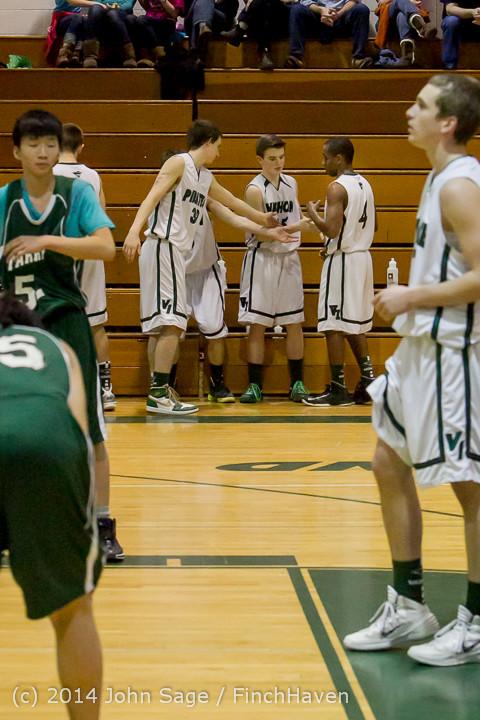 16964 Boys JV Basketball v CWA 01172014