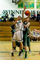 17003 Boys JV Basketball v CWA 01172014